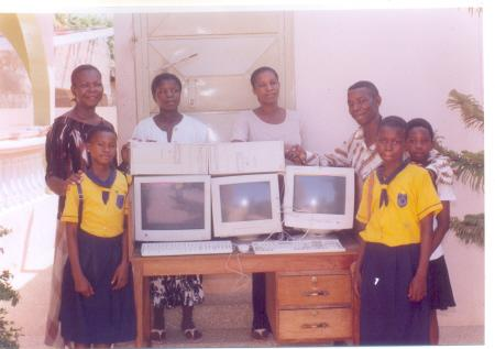 Computers for Ghana School for the Deaf